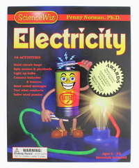 Science Wiz - Electricity by Penny Norman