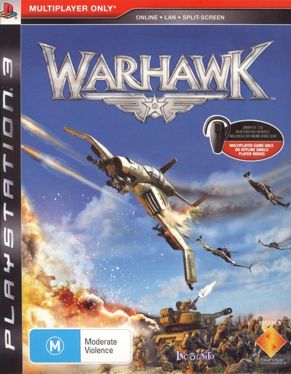 WarHawk for PS3