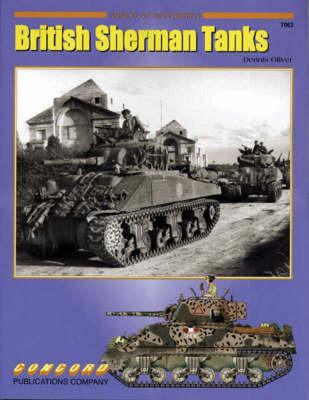 British Sherman Tanks