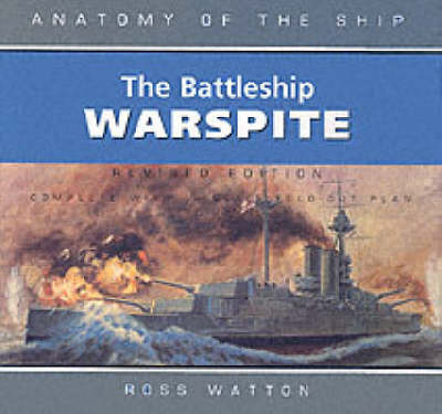 "The Battleship ""Warspite"" by V.E. Tarrant"