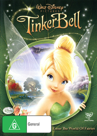 Tinker Bell (2008) on DVD