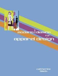 Modaris and Diamino for Apparel Design by Catherine Black image