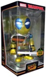 Marvel Hikari: Deadpool - Yellow Figure