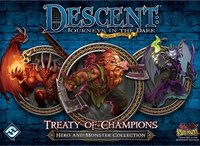 Descent: Treaty of Champions - Game Expansion