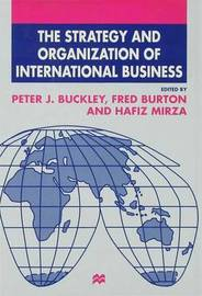 The Strategy and Organization of International Business image