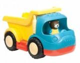 Battat: Colourful Bear - Dump Truck