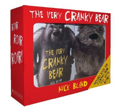 Very Cranky Bear Boxed Set (with Plush) by Nick Bland