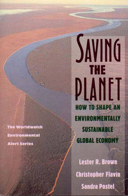Saving the Planet by Lester R. Brown image