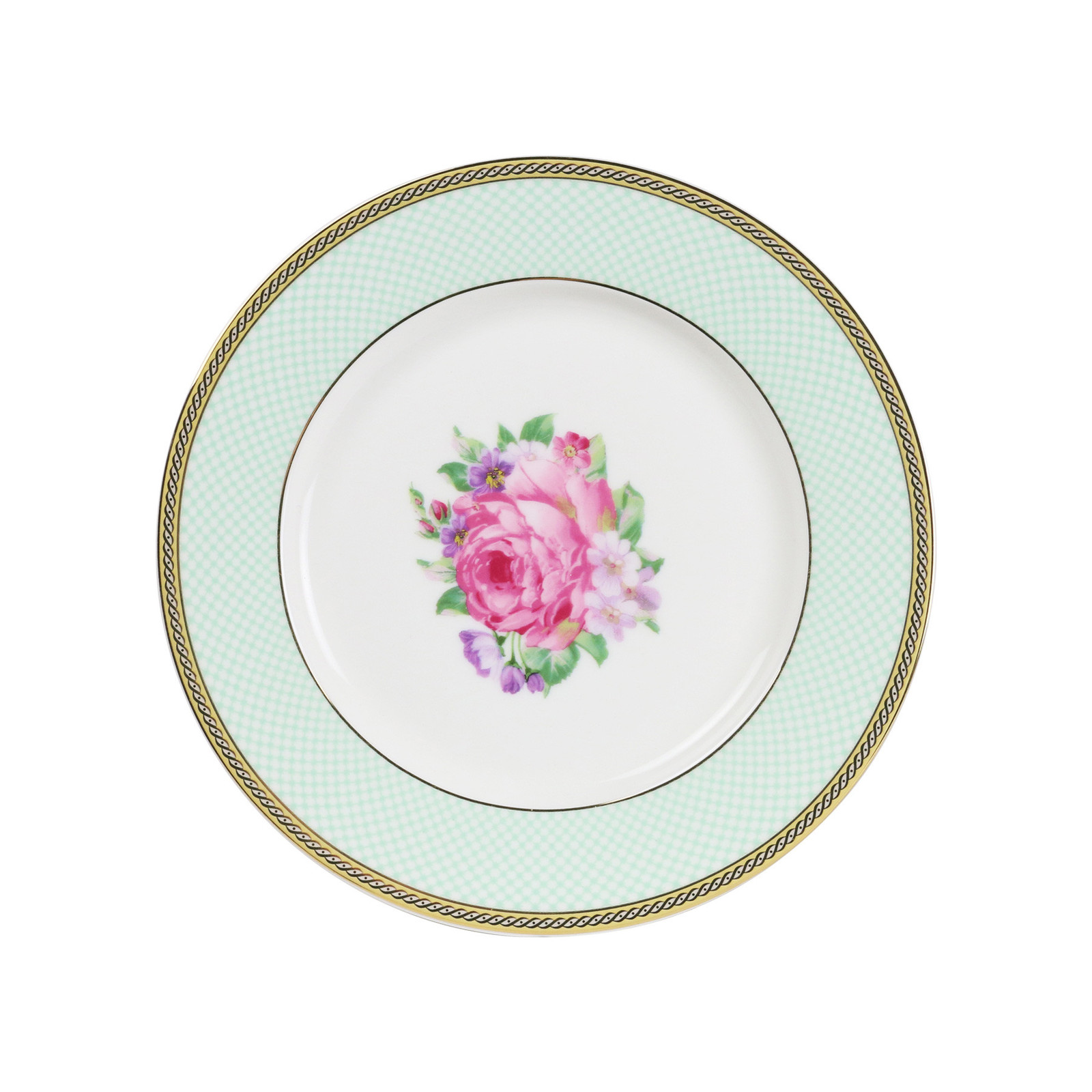 Robert Gordon: Side Plate (Parlour Green) image