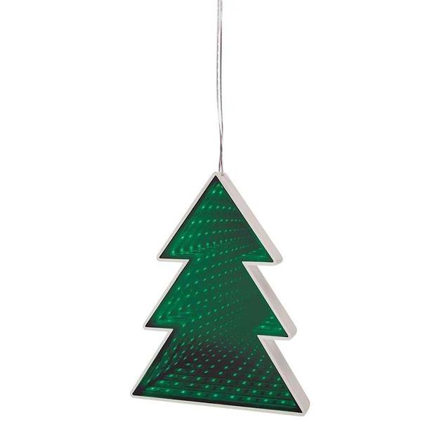 Infinity Light - Hanging Christmas Tree 20cm