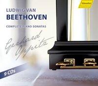 Beethoven - Complete Piano Sonatas (9 CD Set) by Gerhard Oppitz