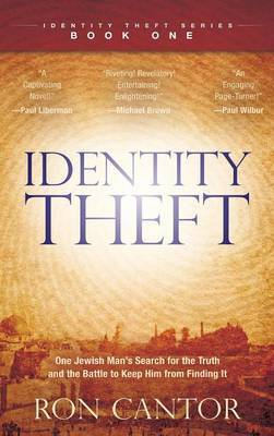 Identity Theft by Ron Cantor