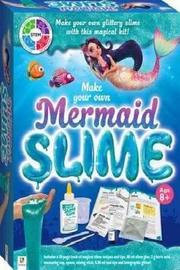 Make Your Own Mermaid Slime Kit