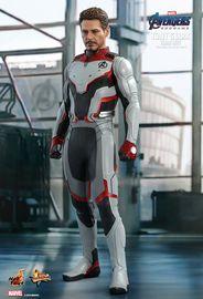 "Avengers: Endgame - Tony Stark (Team Suit) - 12"" Articulated Figure image"