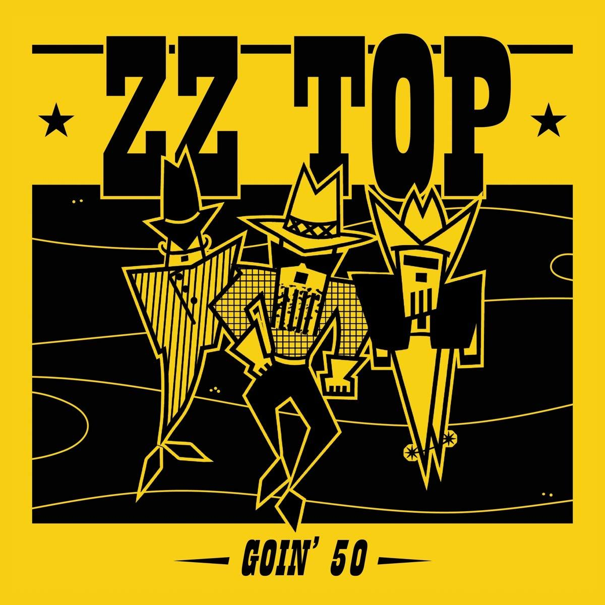 Goin' 50 by ZZ Top image