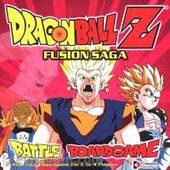 Dragon Ball Z - Fusion Saga Battle Boardgame