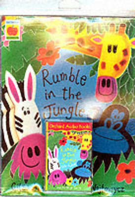Rumble in the Jungle by Giles Andreae image
