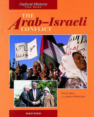 The Arab-Israeli Conflict by Tony Rea image