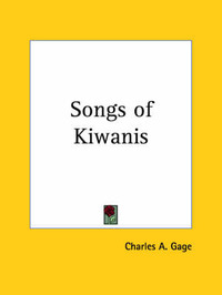 Songs of Kiwanis (1924) image