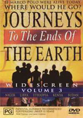 Journeys To The Ends of The Earth Vol 3 on DVD