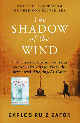 The Shadow of the Wind by Carlos Ruiz Zafon image