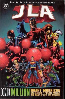 Jla One Million TP by Grant Morrison image