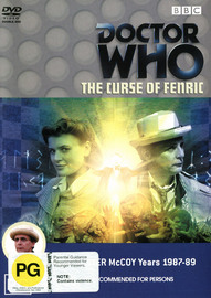 Doctor Who: The Curse of Fenric on DVD image