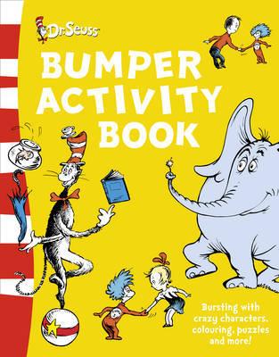 Dr. Seuss Bumper Activity Book by Dr Seuss
