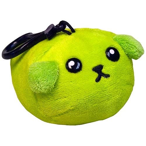 "Mameshiba Clip-On Plush 4"" - Endamame"