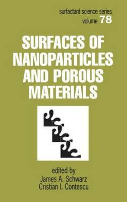 Surfaces of Nanoparticles and Porous Materials
