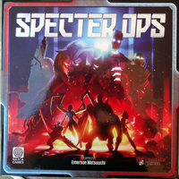 Specter Ops - Board Game
