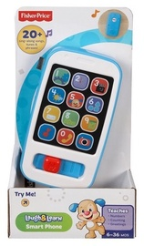 Fisher-Price: Laugh & Learn Smart Phone - Blue