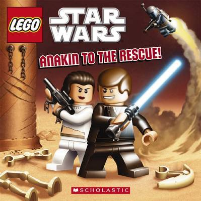 Lego Star Wars - Anakin to the Rescue! by Ace Landers