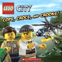 Cops, Crocs, and Crooks! by Trey King