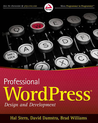 Professional WordPress by Hal Stern image