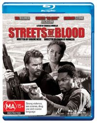 Streets of Blood on Blu-ray