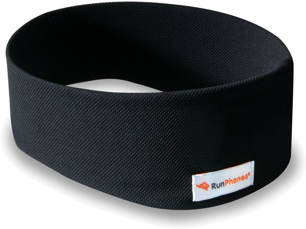 RunPhones: Wireless Black - Medium