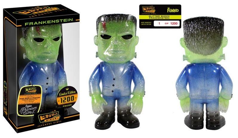 Universal Monsters Hikari: Frankenstein - G/Shock Figure image