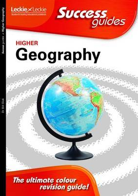 Higher Geography Success Guide image