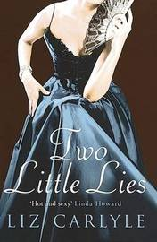 Two Little Lies by Liz Carlyle image