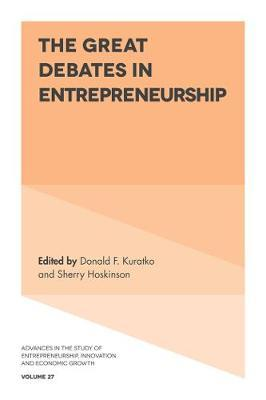 The Great Debates in Entrepreneurship