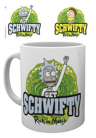 Rick and Morty: Get Schwifty - Mug
