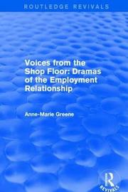 Revival: Voices from the Shop Floor (2001) by Anne-Marie Greene image