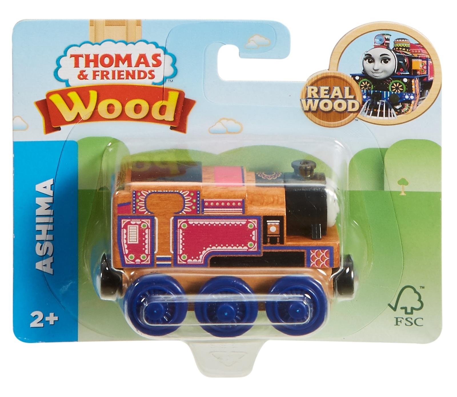 Thomas & Friends: Wooden Railway - Ashima image