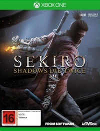 Sekiro: Shadows Die Twice for Xbox One