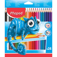 Maped: Pulse Colouring Pencils (Pack 24) image