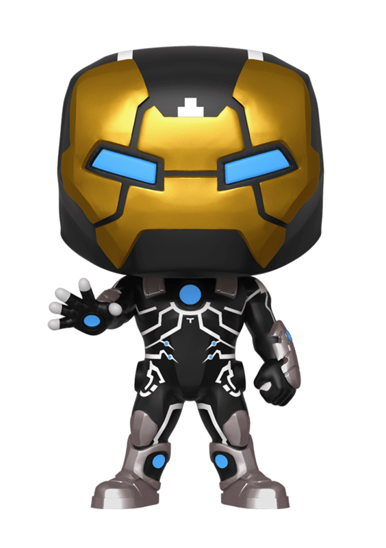 Marvel: 80th - Iron Man (Mark 39/Glow) Pop! Vinyl Figure