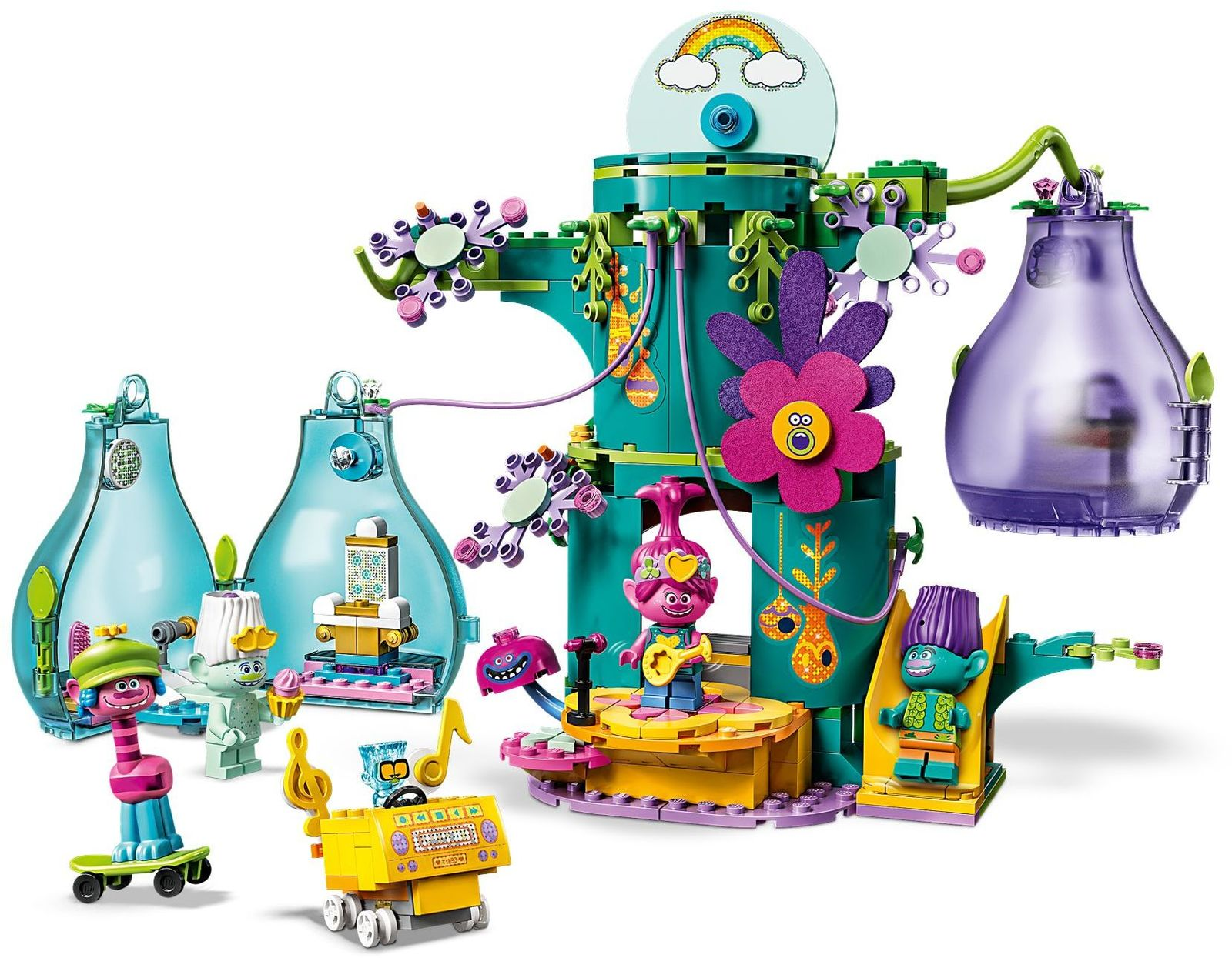 LEGO Trolls: Pop Village Celebration - (41255) image