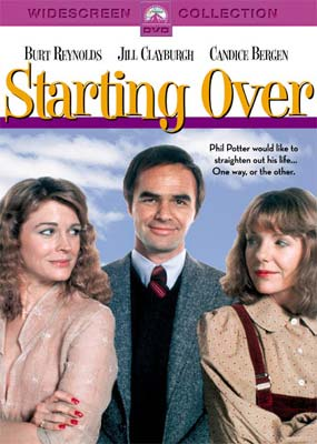 Starting Over on DVD image