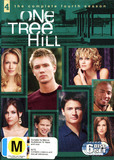 One Tree Hill - The Complete 4th Season DVD